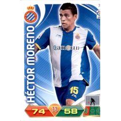 Héctor Moreno Espanyol 78 Adrenalyn XL La Liga 2011-12