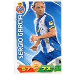 Sergio García Espanyol 87 Adrenalyn XL La Liga 2011-12