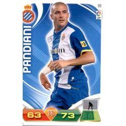 Pandiani Espanyol 88 Adrenalyn XL La Liga 2011-12