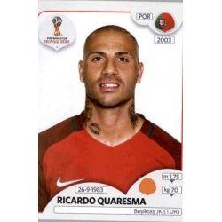 Ricardo Quaresma Portugal 126