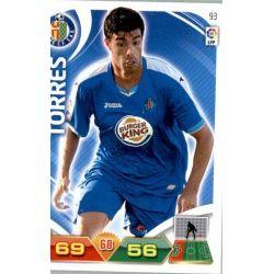 Torres Getafe 93 Adrenalyn XL La Liga 2011-12