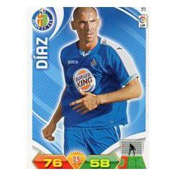 Díaz Getafe 95 Adrenalyn XL La Liga 2011-12