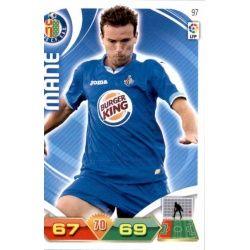 Mané Getafe 97 Adrenalyn XL La Liga 2011-12