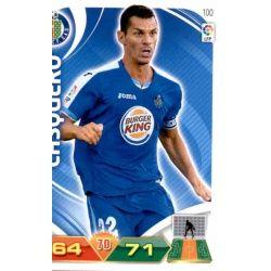 Casquero Getafe 100 Adrenalyn XL La Liga 2011-12