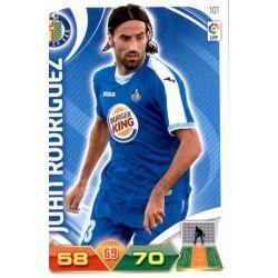 Juan Rodríguez Getafe 101 Adrenalyn XL La Liga 2011-12