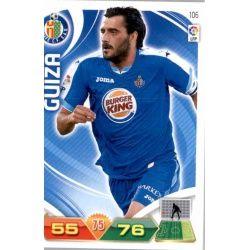 Güiza Getafe 106 Adrenalyn XL La Liga 2011-12