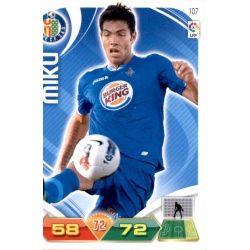 Miku Getafe 107 Adrenalyn XL La Liga 2011-12