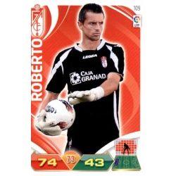 Roberto Granada 109 Adrenalyn XL La Liga 2011-12
