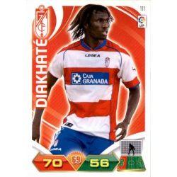 Diakhaté Granada 111 Adrenalyn XL La Liga 2011-12