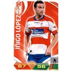 Ïñigo López Granada 113 Adrenalyn XL La Liga 2011-12