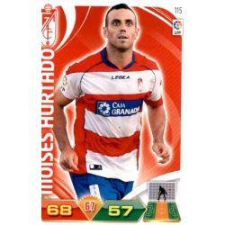 Moisés Hurtado Granada 115 Adrenalyn XL La Liga 2011-12