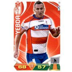 Yebda Granada 116 Adrenalyn XL La Liga 2011-12