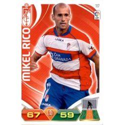 Mikel Rico Granada 117 Adrenalyn XL La Liga 2011-12