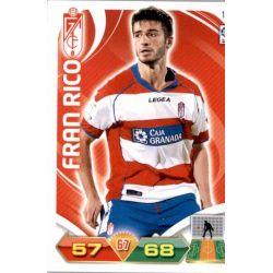 Fran Rico Granada 119 Adrenalyn XL La Liga 2011-12