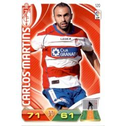 Carlos Martins Granada 120 Adrenalyn XL La Liga 2011-12