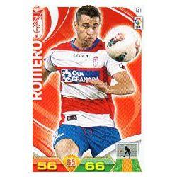 Romero Granada 121 Adrenalyn XL La Liga 2011-12