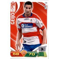 Geijo Granada 124 Adrenalyn XL La Liga 2011-12