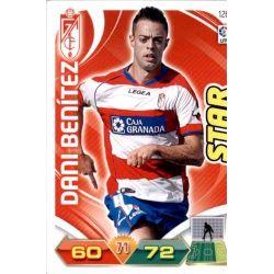Dani Benítez Granada 126 Adrenalyn XL La Liga 2011-12