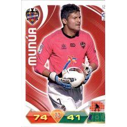 Munúa Levante 127 Adrenalyn XL La Liga 2011-12