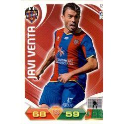 Javi Venta Levante 128 Adrenalyn XL La Liga 2011-12