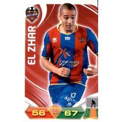 El Zhar Levante 139 Adrenalyn XL La Liga 2011-12