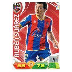 Rubén Suárez Levante 142 Adrenalyn XL La Liga 2011-12