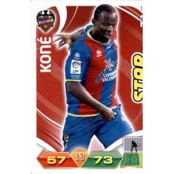 Koné Levante 143 Adrenalyn XL La Liga 2011-12