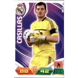 Casillas Real Madrid 145 Adrenalyn XL La Liga 2011-12