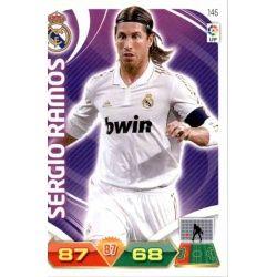 Sergi Ramos Real Madrid 146 Adrenalyn XL La Liga 2011-12
