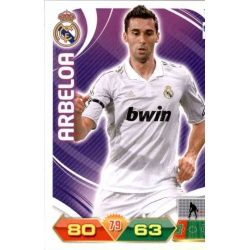 Arbeloa Real Madrid 147 Adrenalyn XL La Liga 2011-12