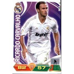 Ricardo Carvalho Real Madrid 149 Adrenalyn XL La Liga 2011-12