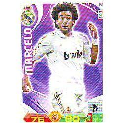 Marcelo Real Madrid 151 Adrenalyn XL La Liga 2011-12