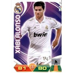 Xabi Alonso Real Madrid 152 Adrenalyn XL La Liga 2011-12