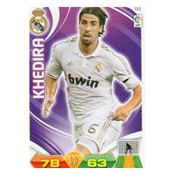 Khedira Real Madrid 153 Adrenalyn XL La Liga 2011-12