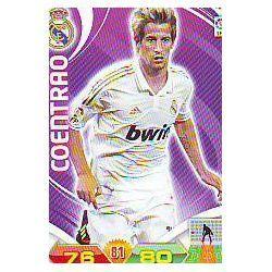 Coentráo Real Madrid 154 Adrenalyn XL La Liga 2011-12