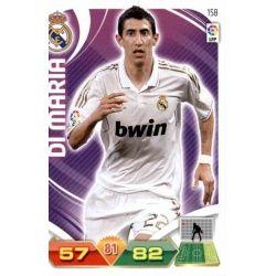 Di María Real Madrid 158 Adrenalyn XL La Liga 2011-12
