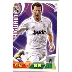 Higuain Real Madrid 161 Adrenalyn XL La Liga 2011-12