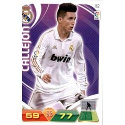 Callejón Real Madrid 162 Adrenalyn XL La Liga 2011-12