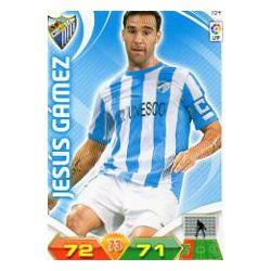Jesús Gámez Málaga 164 Adrenalyn XL La Liga 2011-12
