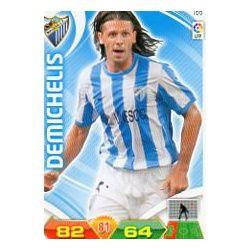 Demichelis Málaga 166 Adrenalyn XL La Liga 2011-12