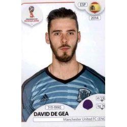 David de Gea España 134