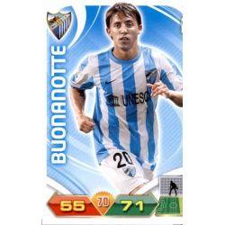 Buonanotte Málaga 176 Adrenalyn XL La Liga 2011-12