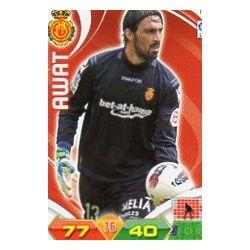 Awat Mallorca 181 Adrenalyn XL La Liga 2011-12