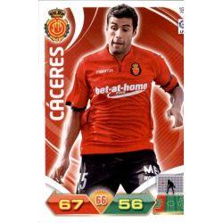 Cáceres Mallorca 187 Adrenalyn XL La Liga 2011-12