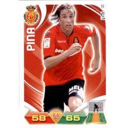Pina Mallorca 190 Adrenalyn XL La Liga 2011-12