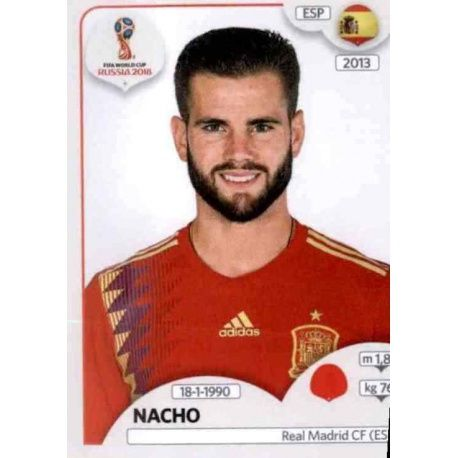 Nacho España 136 España