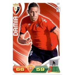 Damiá Osasuna 201 Adrenalyn XL La Liga 2011-12