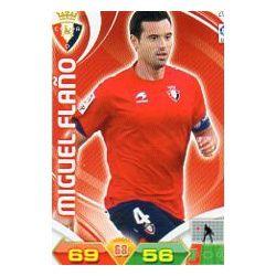 Miguel Flaño Osasuna 202 Adrenalyn XL La Liga 2011-12