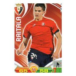 Raitala Osasuna 205 Adrenalyn XL La Liga 2011-12