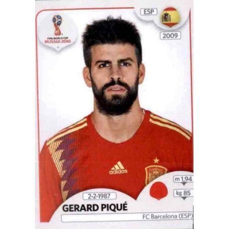 Gerard Piqué España 138 Spain